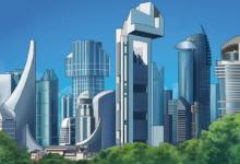Futuristic City