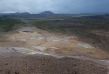Geothermal Plain